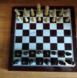 Chess 35x17,5cm LK W-102