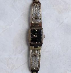 Часы Луч Механические СССР 17 камней