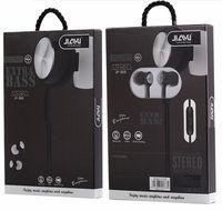 Нові вакуумні навушники Jiavu JY-363 в упаковці