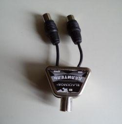 TV splitter MV-UHF