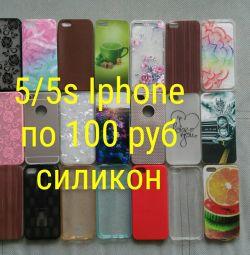 Case 5 / 5s silicone