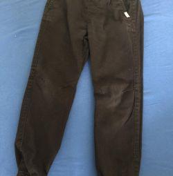 H&M pantaloni folosiți 122 înălțime, 6-7 ani