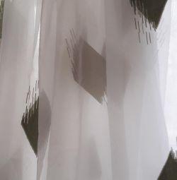 Tulbure tulbure Rhombus organza 500 * 270