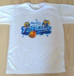 Λευκό μπλουζάκι