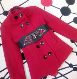 a little coat for a stylish girl!