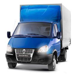 Вантажоперевезення + Вантажники