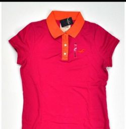 Abercrombie Fitch Polo New XS Tag