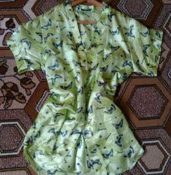 Women's robe + nightie