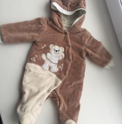Jumpsuit from birth