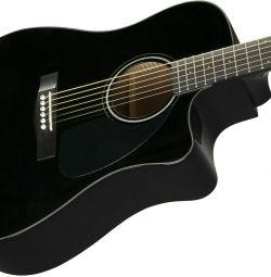 Acoustic Guitar 4/4 pentru începători + accesoriu