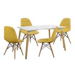 SET TABLES 5T ТАБЛИЦА МИНИМАЛЬНАЯ 120X80-НЕЛИНЕЙНЫЙ НАБОР
