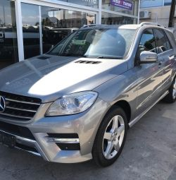 MERCEDES ML-250 CDI AMG SPOR