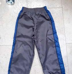 Pantaloni semnat 3T
