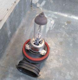 Лампочка противотуманная на Daewoo Nexia