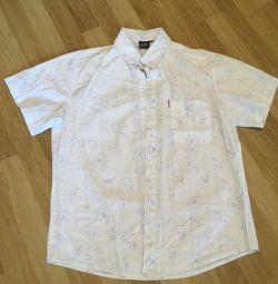 Men's summer shirt