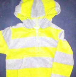 Jacket with hood America