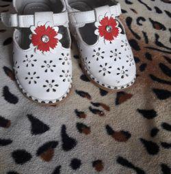 Shoes 23 size, insole 14 cm.