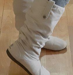 Чоботи тканинні Adidas neo