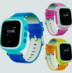 Дитячі дитячі годинник Smart Baby WatchQ50