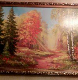 Ζωγραφική Φθινόπωρο