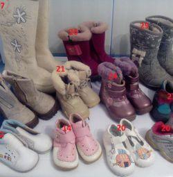 Toate dimensiunile de pantofi