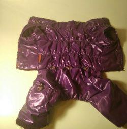 Зимовий костюм бузок L розмір