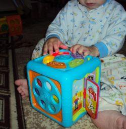 Cub muzical interactiv