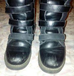 Μπότες για ένα αγόρι