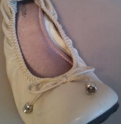 Μπαλέτο παπούτσια Centro, p-38