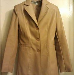 Imbracaminte de jacheta din piele naturala Turcia.
