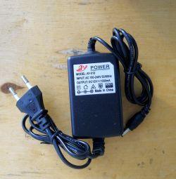 12V adapter