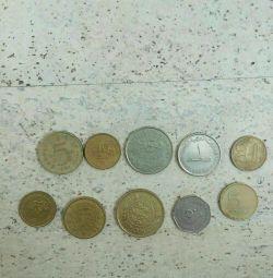 Ξένα νομίσματα