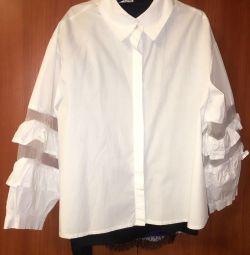 Μπλούζα, πουκάμισο
