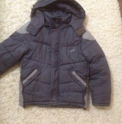 Χειμερινό σακάκι για το αγόρι.