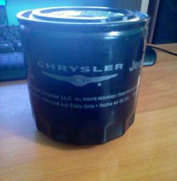Filter on Chrysler, JeeP