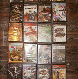 Ігри (26 дисків)