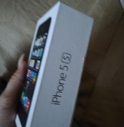 Cutie pe iPhone 5s