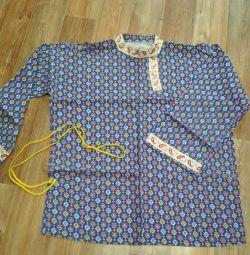 Ρωσικό πουκάμισο ανδρών