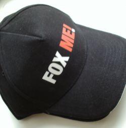 Καπέλο μπέιζμπολ μαύρο Wileyfox