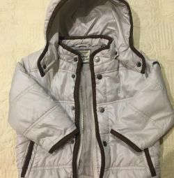 Jacket for the boy