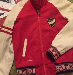 Branded jacket-bomb