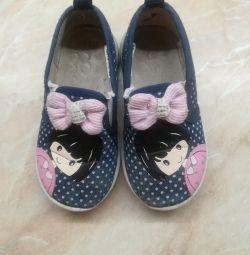 Παπούτσια για κορίτσια 23 rr