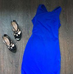 Платье с красивой спиной