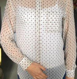 💤 Μπλούζα-πουκάμισο