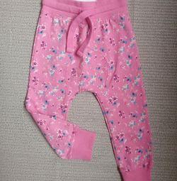New pants 92 cm