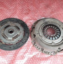 Coupling for Ford Focus 2 dd 1.6