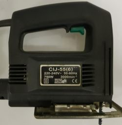 Electric jigsaw Colt cjs 55