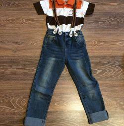 Παιδικά τζιν Zara