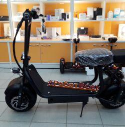 Ηλεκτρικό σκούτερ Mini Citycoco
