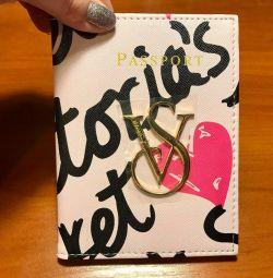 Victoria's Secret için pasaport kapağı